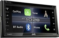Porsche 911 997 08-11 Carplay JVC KW-V820BT Bluetooth 6.8'' DVD Pandora MP3
