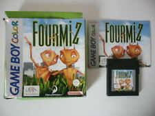 FOURMIZ - NINTENDO GAME BOY COLOR - COMPLET