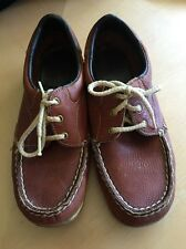 Vintage Brown Dexter Women's Bowling Shoes 7.5