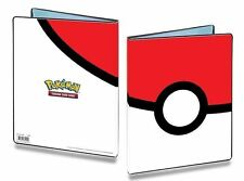 Ultra Pro Pokemon Pokeball Binder / Album - 4 Pocket Portfolio - New