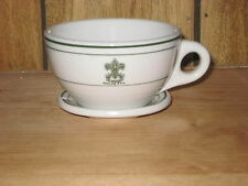 Philadelphia Council Tea Cup or Coffee Mug and Butter Pat, vintage          jk5