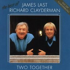 James Last & Richard Clayderman : Two Together - The Best Of / POLYDOR CD 1995