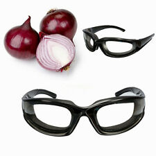 Onion Goggles Eye Glasses Onions Chopping Tears Free Protector Kitchen Tool MI