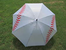 Baseball Golf Umbrella 60 Inch covers 2 adults FREE SHIPPING