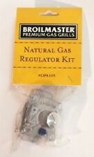 BroilMaster Natural Gas Regulator Kit For P3 & P4 Gas Grills DPA105 New