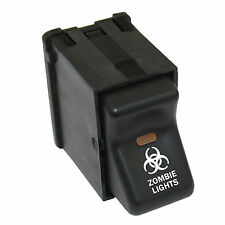 Rocker switch 306 12 volt Zombie Light TJ Jeep Wrangler 96-06 Driving Spot Rock