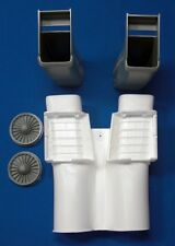 1/32 F-15C/D/E/J EAGLE SEAMLESS INTAKE SET for Tamiya