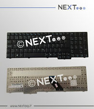 TASTIERA KEYBOARD NERA ITALIANA ORIGINALE ACER Aspire 7000 -7110-7220-7520-7720