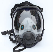 For 6800 Gas Mask Full Face Facepiece Respirator Suit Painting Spraying Similar