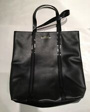 Givenchy parfums black tote lined inside new no tag large