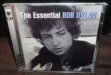 The Essential Bob Dylan (CD, 2001, 2-Disc)