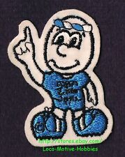 LMH PATCH Badge  EASTER SEALS  Sports  CARTOON CHARACTER Blue Sweatband