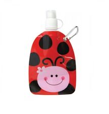 Stephen Joseph Eco Friendly Little Squirts Ladybird Kids Bug Water Drinks Bottle