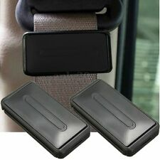 2 x Seatbelt Clip Seat Belt Buckle Adjuster Support Safety Comfort Aid Extender