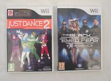 Just Dance 2 Wii The Black Eyed Peas Experience Wii