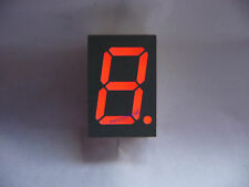 Red/Green bi-colour 7 Segment LED Display 14.2mm Common Anode