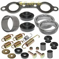 EXHAUST MUFFLER KIT Fits POLARIS SPORTSMAN 800 HO EFI 2008 2009