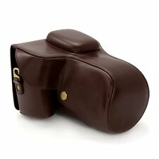New Retro Vintage Camera Bag Cover Case for Canon EOS 1100D 1200D 550D Coffee