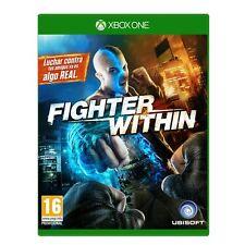 FIGHTER WITHIN  XBOX ONE TEXTOS EN CASTELLANO NUEVO PRECINTADO XBOXONE