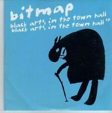 (DE317) Bit Map, Black Arts In The Town Hall EP - 2003 CD