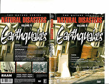 Natural Disasters:Vol 4-Earthquakes-2010-TV Series USA-DVD