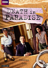 Death in Paradise: Season One (DVD, 2014, 2-Disc Set)                          X
