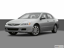 Honda: Accord EX Sedan 4-Door