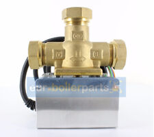 3 PORT MID POSITION VALVE 22mm DIRECT REPLACEMENT FOR HONEYWELL V4073A1039