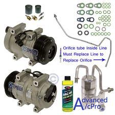 AC A/C Compressor Kit Fits: 2007 2008 2009 Ram 2500 3500 L6 6.7L Turbo Diesel