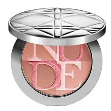 DIOR DIORSKIN NUDE SHIMMER ILLUMINATING POWDER 001 PINK NEW