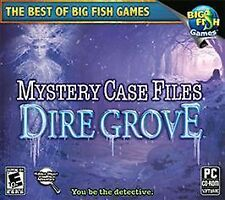 MYSTERY CASE FILES: DIRE GROVE (JC) by BIG FISH GAMES