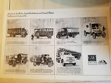 1965 GMC Trucks John Curry Drayman Mahon Kristopherson Good Life Ad