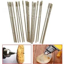 20pcs 0.6mm Shank Diamond Sand Hole Drill Bits for Jade Agate Stone Crystal