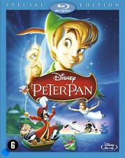 BLU RAY : PETER PAN - WALT DISNEY SPECIAL EDITION sealed sous cello + SLIPCASE