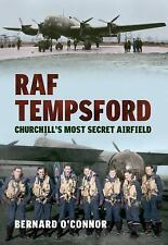 Raf Tempsford : Churchill's Most Secret Airfield  O'Connor WWII UK AVIATION