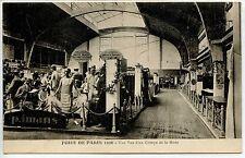 CP 75 PARIS - Foire 1926 - Une Vue d'un Groupe de la Mode