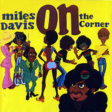 MILES DAVIS ON THE CORNER NEW SEALED MUSIC ON VINYL 180G LP IN STOCK