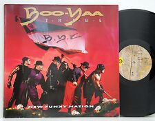 Boo - Yaa Tribe           New Funky Nation         Hip Hop         NM  # D