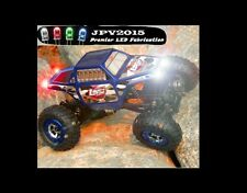 1/24 RC Led Light Kit Losi Micro Trail Trekker, Truggy, Rock Crawler 4 LED Light