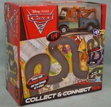 2010 Disney Pixar CARS 2 Collect & Connect MATER Radiator SPRINGS New 24 PC