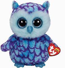 TY Beanie Boos 37036 Oscar Owl Boo Buddy