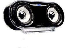 SPEEDLINK VIVAGO Stereo Lautsprecher Speaker perfekt für unterwegs F1-379013