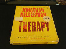 Jonathan Kellerman: Therapy No. 18 by Jonathan Kellerman (2005, CD, Abridged)