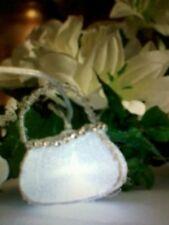 10 White Handbag Fairy Lights /Girls Bedroom/Wedding/Hen Party/Birthday/Table