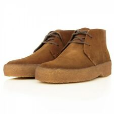 Clarks Originals ** X DESERT EARL** Cola Suede Boots ** UK 7.5 / 8