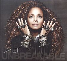 JANET JACKSON - UNBREAKABLE  CD DIGIPACK NEU
