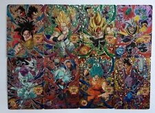 Dragon Ball Heroes HGD6 Campaign Set 8/8 CP