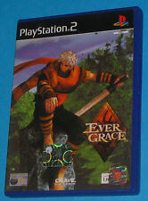 Ever Grace - Sony Playstation 2 PS2 - PAL