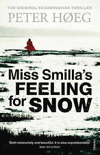 Miss Smillas Feeling for Snow,GOOD Book