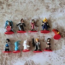Wholesale Lots 10 Final Fantasy VII VIII X Coca Cola Figure Color Cloud Red XIII